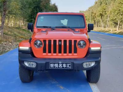 2019年2月 Jeep 牧马人   2.0T Sahara 四门版?#35745;?/>                         <div class=