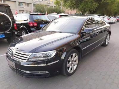 大众 辉腾  2011款 3.6L V6 5座加长舒适版图片