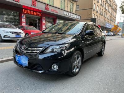 2013年6月 丰田 卡罗拉 特装版 1.8L CVT至酷版GL-i图片