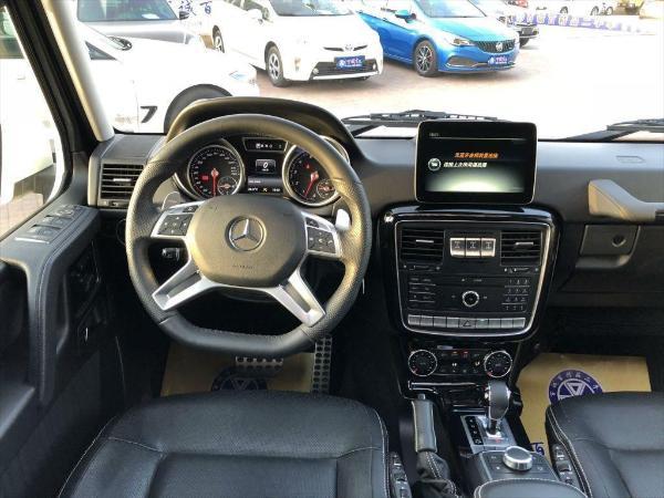 奔驰 G级  G500 4.0T 4MATIC图片