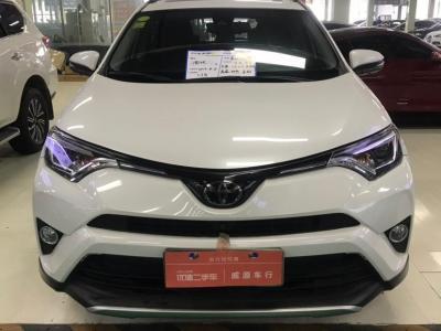 2016年6月 丰田 RAV4荣放 2.5L 自动四驱尊贵版图片