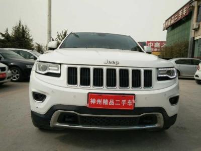 Jeep 大切诺基  3.6L 旗舰尊悦版(原:旗舰尊崇版13.10.14)