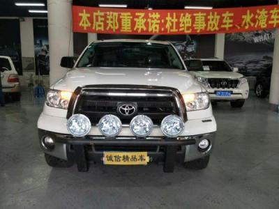 2012年5月丰田坦途5.7 标准版图片