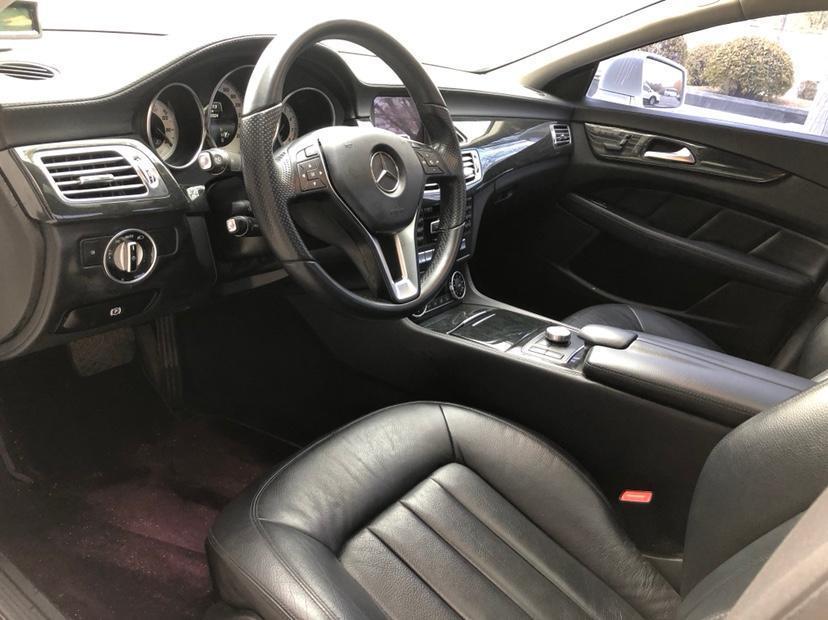 奔驰 奔驰CLS级  2013款 CLS 350 猎装豪华型图片