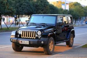 二手Jeep(进口)牧马人2.8 TD 四门舒享版 Sahara