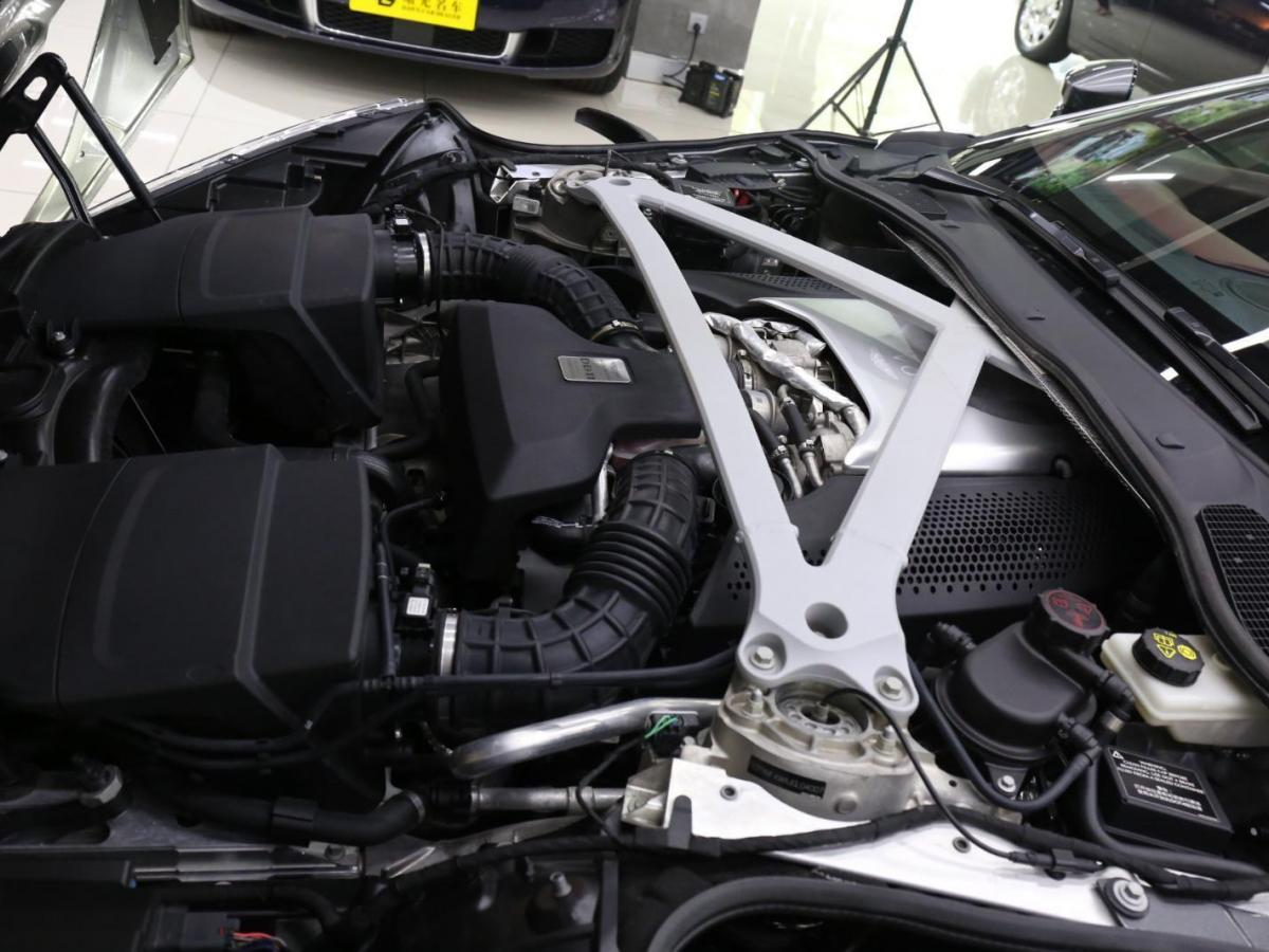 阿斯顿·马丁 阿斯顿・马丁DB11  2017款 4.0T V8图片