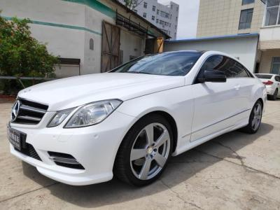 奔驰 奔驰E级  2012款 E 200 CGI Coupe?#35745;?/>                         <div class=