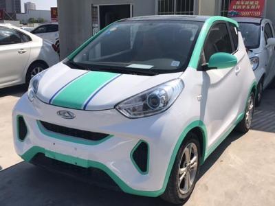 2017年12月 奇瑞 eQ eQ豪华型纯电动轿车图片