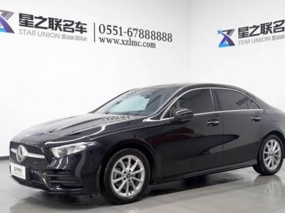 2019年3月 奔馳 奔馳A級  A 200 L 運動轎車圖片