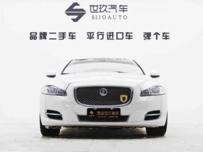 捷豹 XJ  L 3.0T SC 两驱全景商务版图片