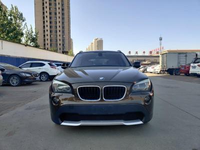 宝马 宝马X1 sDrive18i 豪华型图片