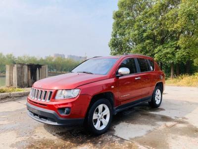 2012年6月 Jeep 指南者(进口) 2.0L 两驱运动版图片