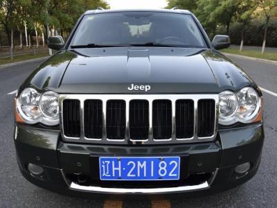 2010年5月 Jeep 大切诺基(进口) 5.7L图片