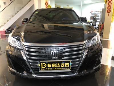 丰田 皇冠  2015款 2.5L 精英版