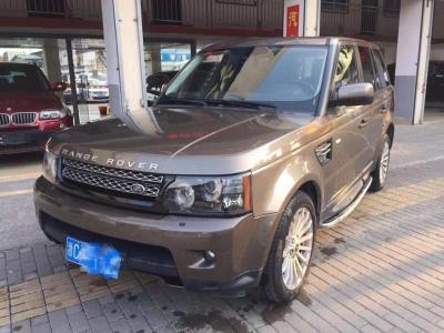2012年6月 路虎 揽胜运动版(进口) 3.0 TDV6 HSE 柴油版图片