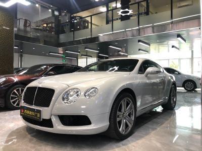 2012年1月 宾利 欧陆 4.0T GT V8图片