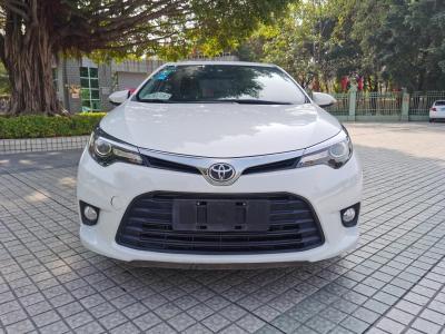 丰田 雷凌  2014款 1.6G-L CVT领先版?#35745;?/>                         <div class=