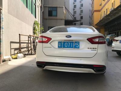 福特 蒙迪欧  2017款 改款 EcoBoost 200 豪华型
