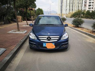 2011年2月 奔驰 奔驰B级(进口) B 200图片