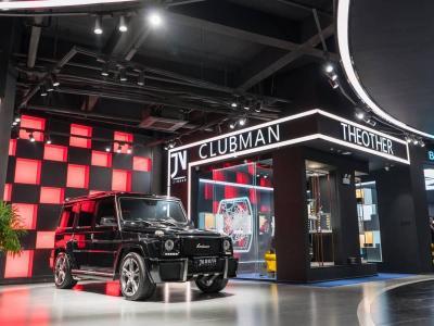 2019年9月 奔驰 奔驰G级(进口) G 500 重装版图片