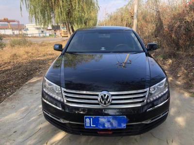 2013年6月 大众 辉腾(进口) 3.0L 商务型图片