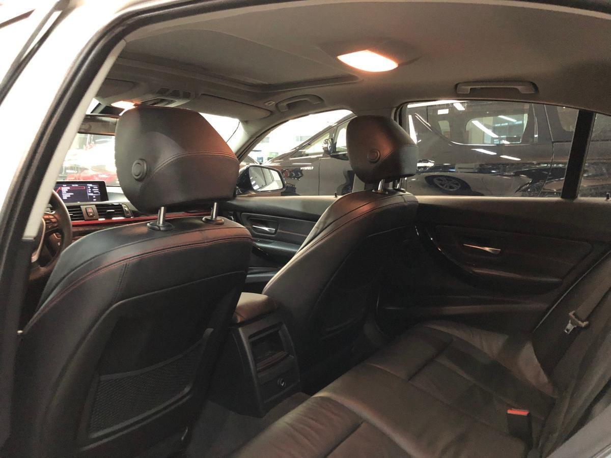 宝马 宝马3系  2013款 316i 运动设计套装图片
