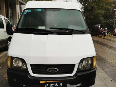 2011年6月 福特 经典全顺  2.8T柴油标准型长轴高顶JX493ZLQ3图片