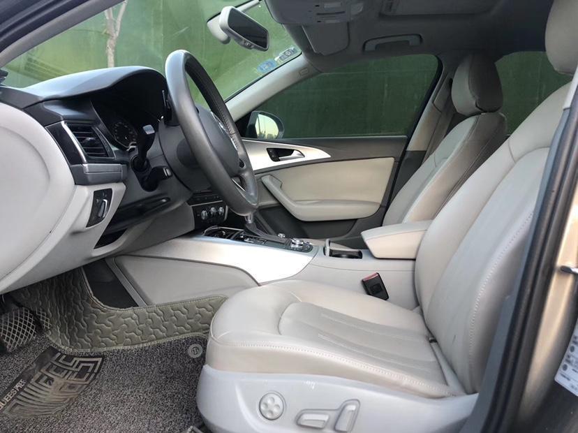 奥迪 奥迪A6L  2012款 TFSI 标准型图片