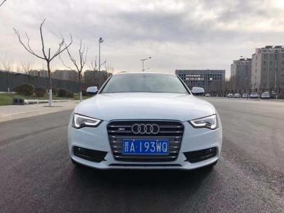 奥迪 奥迪A5  2016款 Coupe 45 TFSI 进取型图片