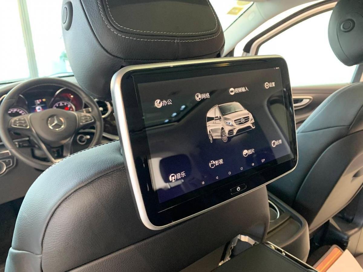 奔驰 V级  2018款 V 260 尊贵版图片