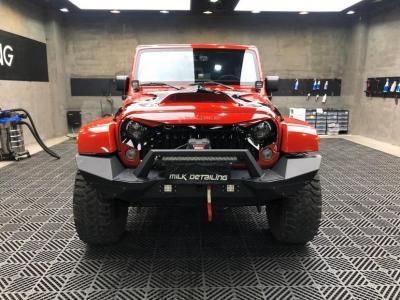 2014年4月 Jeep 牧马人  3.6L Sahara 四门版图片