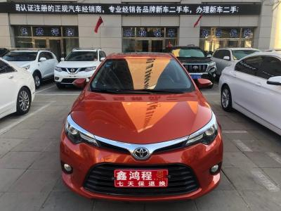 豐田 雷凌  2015款 1.6G CVT橙色限量版圖片