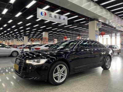 2015年10月 奥迪 奥迪A6L  TFSI 舒适型图片