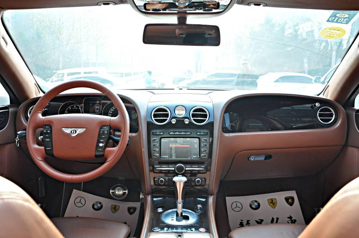 宾利 飞驰  2010款 6.0T 四座版图片