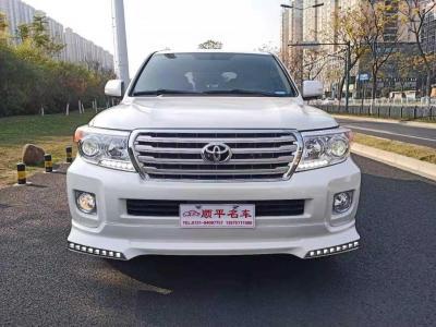 丰田 兰德酷路泽  2015款 4.0L V6 中东低配版
