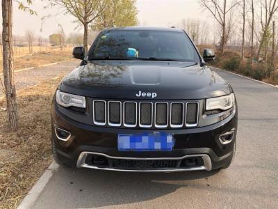 2014年8月 Jeep 大切诺基(进口) 3.0L 舒享导航版图片
