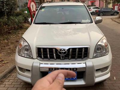 丰田 普拉多  2005款 4.0L 自动GX豪华版