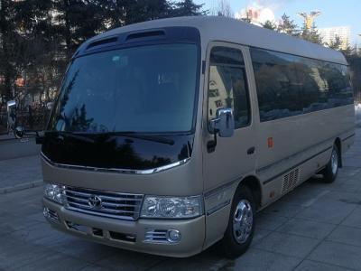 2010年12月 丰田 柯斯达 2.7L汽油豪华版 20座图片