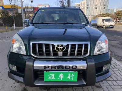 2006年1月 丰田 普拉多(进口) GX 2.7自动车型图片