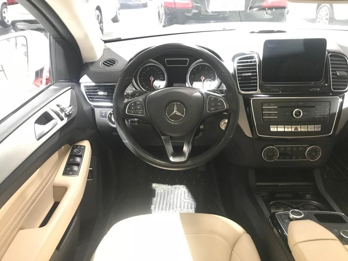 奔驰 奔驰GLE  2015款 GLE 320 4MATIC图片