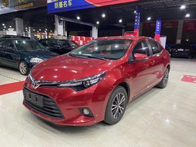 豐田 雷凌  2014款 1.6G CVT精英版圖片