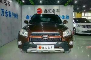 丰田 RAV4  2.4 豪华炫装版