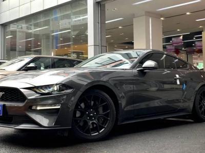 2019年5月 福特 Mustang 福特2019款 Mustang 2.3L EcoBoost圖片