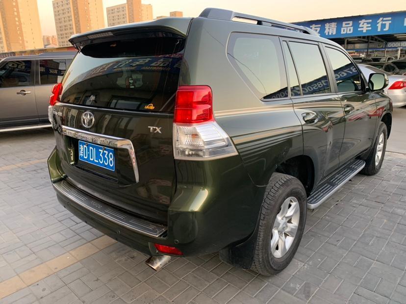 丰田 普拉多  2010款 4.0L 自动TX-L NAVI图片