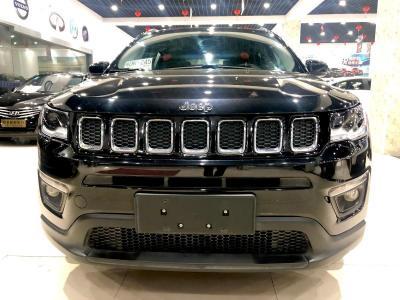 Jeep 指南者  2017款 200T 自動悅享版