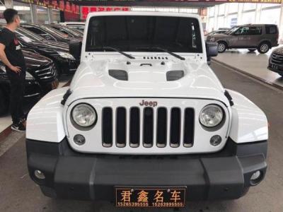 Jeep 牧马人  3.0L 四门 75周年致敬版图片
