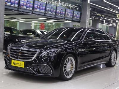 2016年1月 奔驰 奔驰S级AMG  AMG S 65 L图片