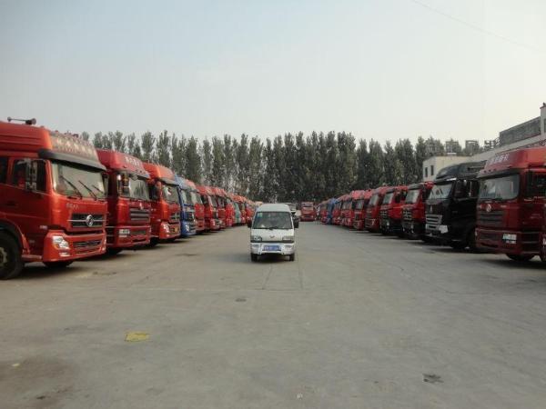 半挂车J6,天龙,欧曼,德龙,北奔国四,国三牵引车图片