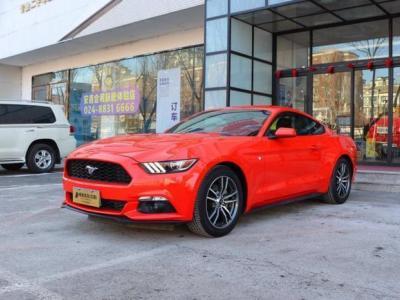 2016年2月 福特 Mustang  2.3T 性能版圖片