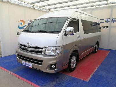 豐田 HIACE  2011款 2.7L自動標準版13座圖片